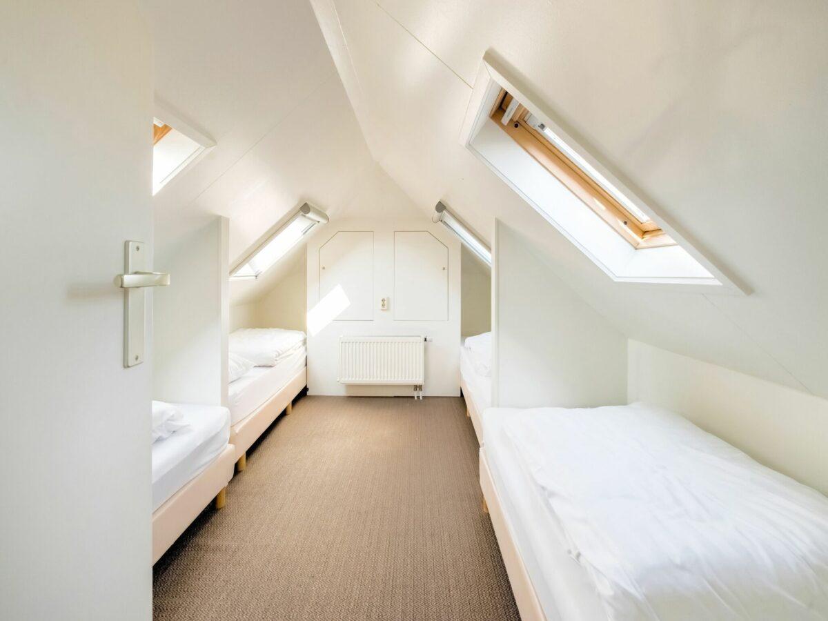 Slaapkamer Watervilla Zandmeren